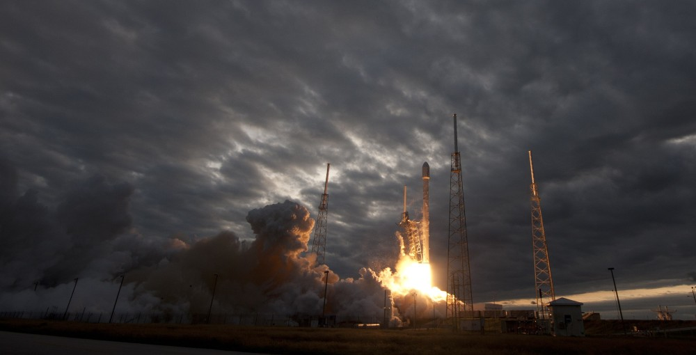 Photo rights: SpaceX