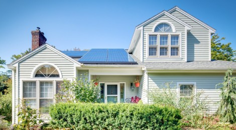 SolarCity design, manufacture and install residential solar PV energy systems. While generating electricity is possible, a prominent challenge is provision of complementary energy storage systems which allow households to be wholly independent in their energy needs. Image rights: SolarCity.
