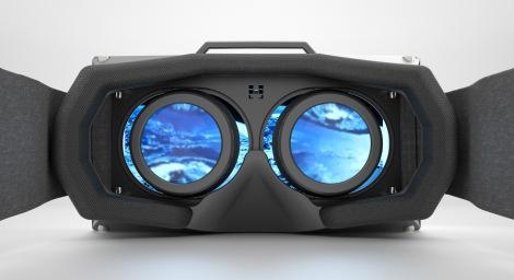 Oculus Rift Crescent Bay.