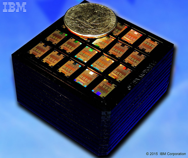 IBM silicon photonics