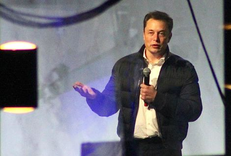 Elon Musk (Founder and CEO of SpaceX)