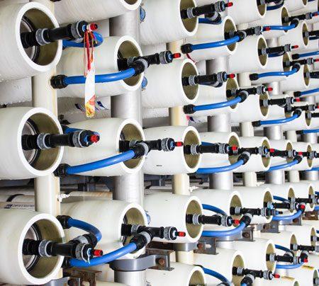 Desalination-membranes